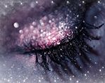 Glitter eye by beatqas
