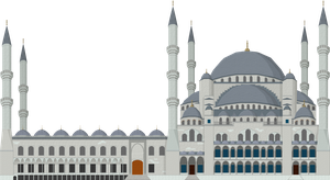 Blue Mosque by Herbertrocha