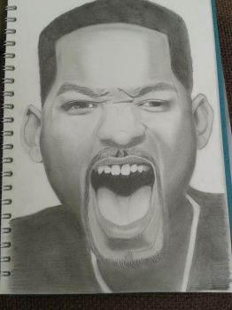 Will Smith by SOMmeg