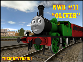 NWR #11 - Oliver by TheDirtyTrain1