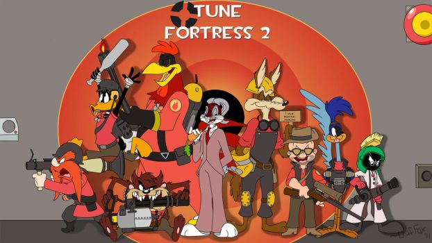 Tune Fortress 2 by LeafFox