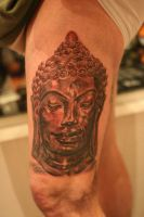 budha by JasonJacenko