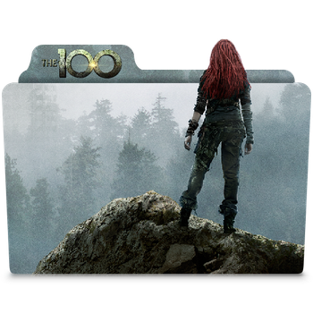The 100 Folder Icon By  Parsism by Parsism