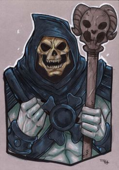 Skeletor by DenisM79