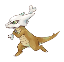 Marowak by CookieHana