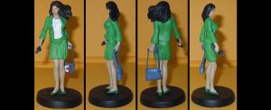 Linda Park West custom fig by Ciro1984