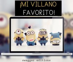 Mi Villano Favorito Wallpaper by swaggereditons