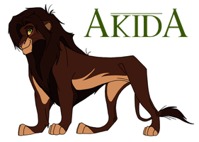 Prince Akida by Lord-StarryFace