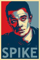 Spike for President by B-E-T-H