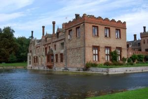 Oxburgh Hall 5 by WS-Clave