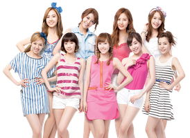 Snsd Png 3 by Jover-Design