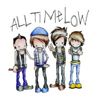 ALL TIME LOW by XinevitableXloveX