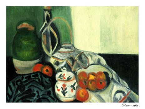about Cezanne by TheLETS