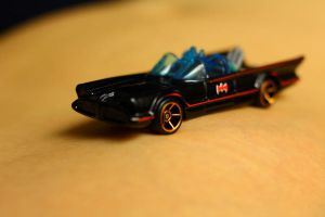 '66 Barris Batmobile by UniqueNudes