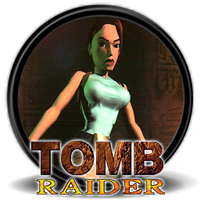 Tomb Raider (1996) - Icon by Blagoicons