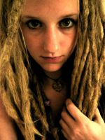 Dreads by M-y-r-a