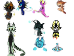 Qwuedezoa Examples by SmilehKitteh