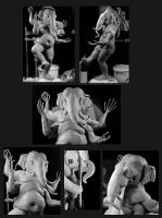 Ganesha WIP by rgyoung