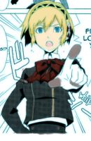 BLurry Aigis by Aigis-ness