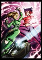 ATOM-Lioness vs Magness by JasonCardy