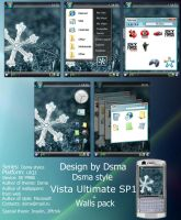 Dsma style Vista Ultimate SP1 by dsma