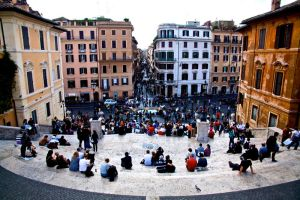 Life in Rome by hellslord