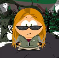Me in south park HELL YEH by RaiTerra