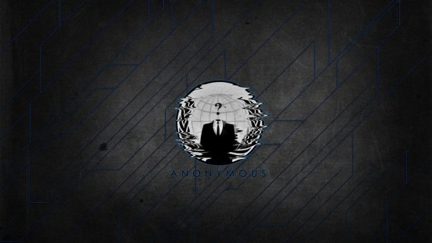 Anonymous Wallpaper HD by Samuels-Graphics