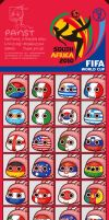 Panst 2010 FIFA World Cup by heiheirage