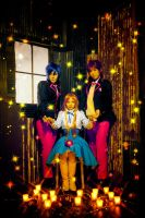 cosplay:Mawaru Penguindrum by bittys
