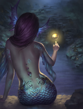 Mermaid2 by Luminita-pham