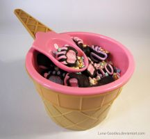 Chocolate Charm Surprise by Luna-Goodies