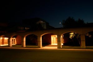 Back lit arches by nwalter
