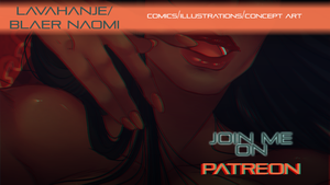 Support Me on Patreon! by Lavahanje