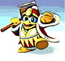 Project SMASH-Dedede by bazookatortise