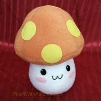 Maplestory orange Mushroom by gamef0x