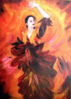 Flamenco by dlemelin