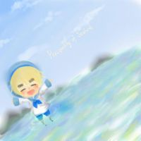 Sealand from the Sea by PuniBuni