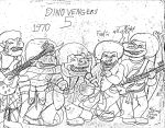 Dinovengers 5 (Extreme dinosaurs) I'll Be There by reg92