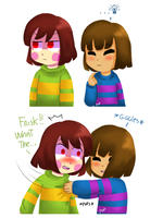 Charisk Mini Comic PART1 by Jany-chan17