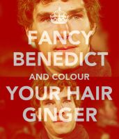 Colour Your Hair Ginger by alotofmillion