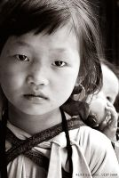 Hmong Girl by mjbeng