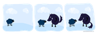 Cute little sheep by DeliaintheSky