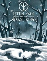 Final Cover for Little Oak and the Beast King by Kevin-Allen