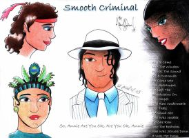 Smooth Criminal by syxx