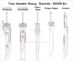 Future Heavy Swords - 1 by iguimbe