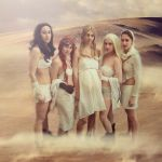 Mad Max Fury Road - Wives by ReginaIt