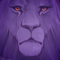 World Lion Day by davidkawena