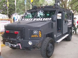 State Police APC 2 by wastemanagementdude