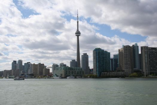 Toronto from the Water by suhaildawood